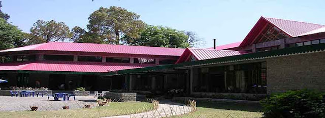 Kasauli Attraction : Kasauli Club
