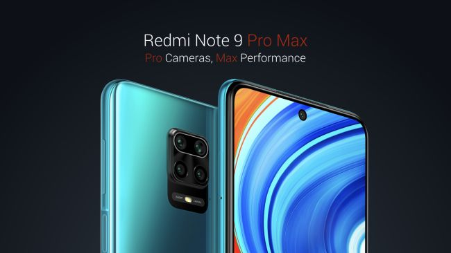 Mobile Update: Redmi Note 9 Pro Max may be a new Xiaomi phone with 64MP camera and low price