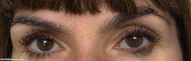 ojos con