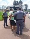 Homem é preso com revólver após efetuar disparo em Araçatuba