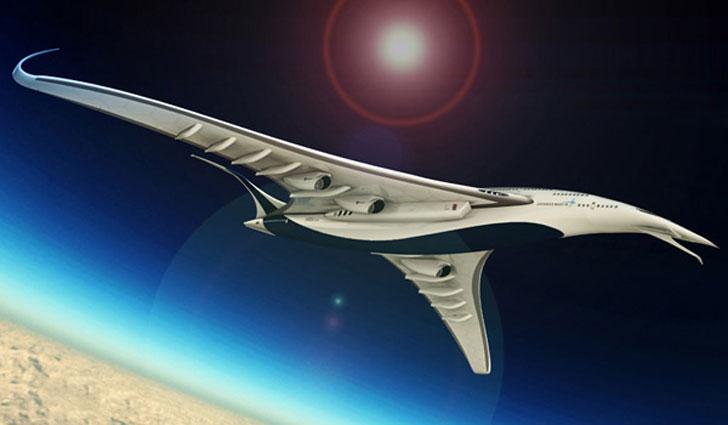 Wow, Pesawat Ini Bisa Terbang di Angkasa 5 Tahun Tanpa Henti