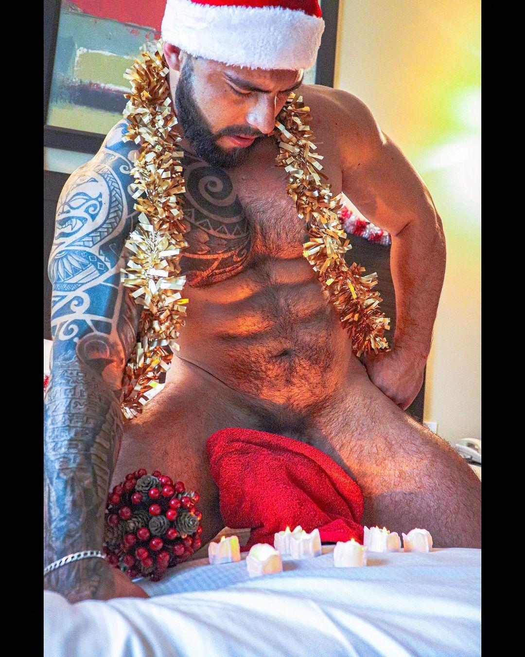 navidad cargada de sexo