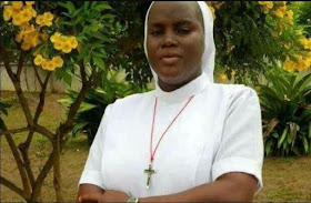 Catholic Nun, Sister Blessing Kidnapped By Unknown Gunmen In Kogi (Photo)