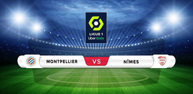 Montpellier vs Nîmes – Highlights