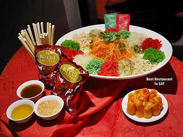 Cosmo Hotel Kuala Lumpur -Chinese New Year Menu - Yee Sang Promotion