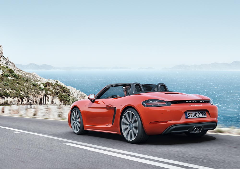 3 Με δίλιτρο turbo μπόξερ 300 ίππων η Porsche 718 Boxster Porsche, Porsche 718 Boxster, Porsche 718 Boxster S, Porsche Boxster, Roadster, videos