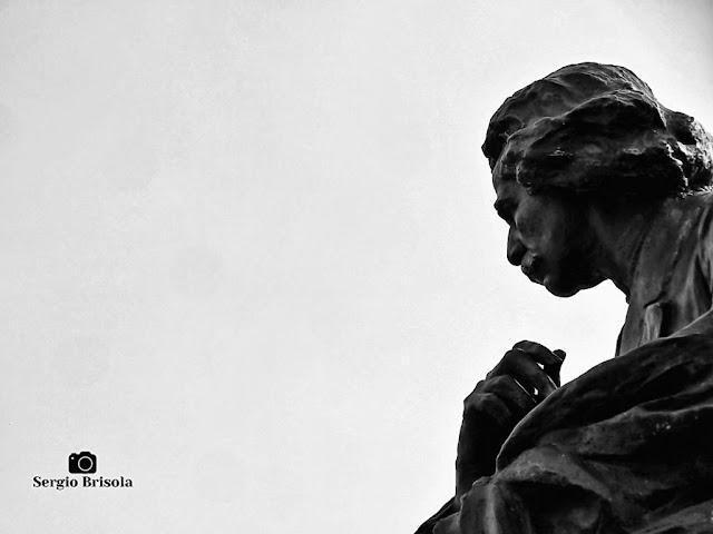 Carlos Gomes sculpture - SP