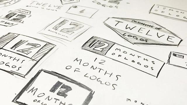 sketches of logos