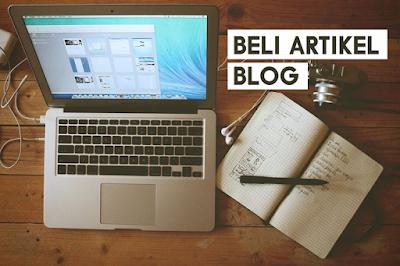 beli artikel blog terpercaya