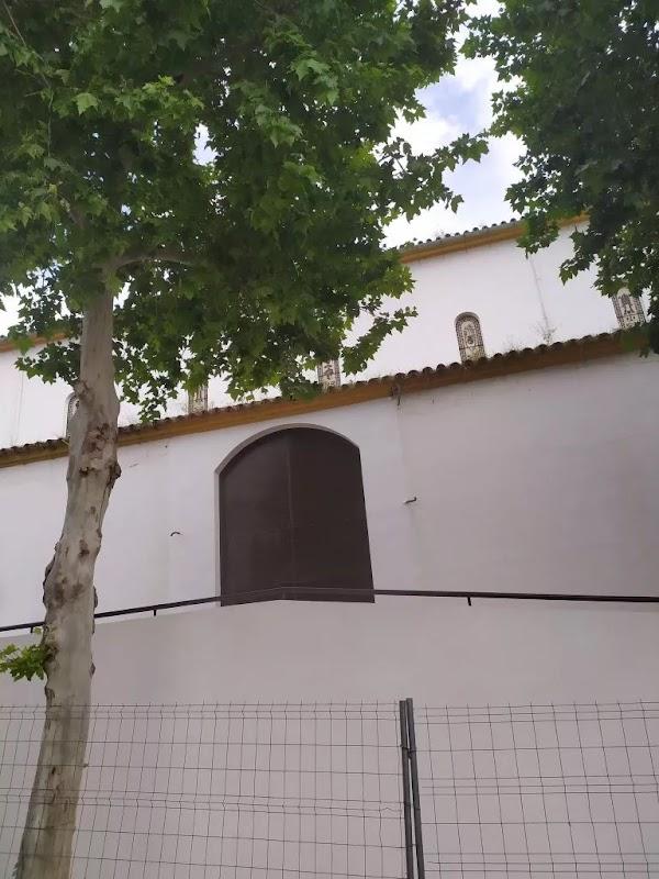 La Hermandad del Amor de Córdoba saldrá en 2021 por la nueva puerta lateral de la Parroquia de Jesús Divino Obrero