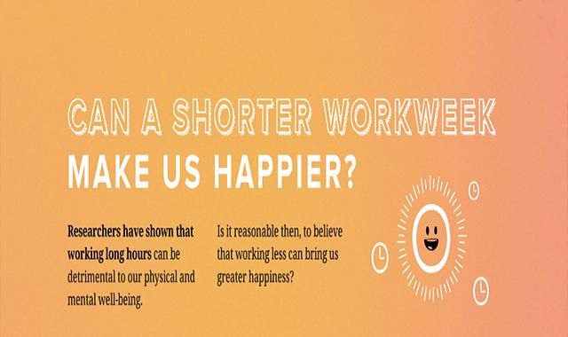 Can a Shorter Workweek Make People Happier?
