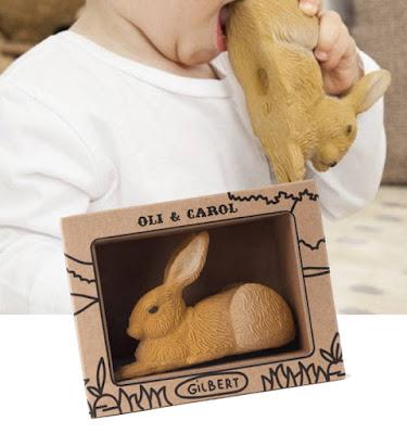 Oli & Carol konijn