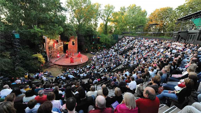 Open Air Theatre Regent's Park