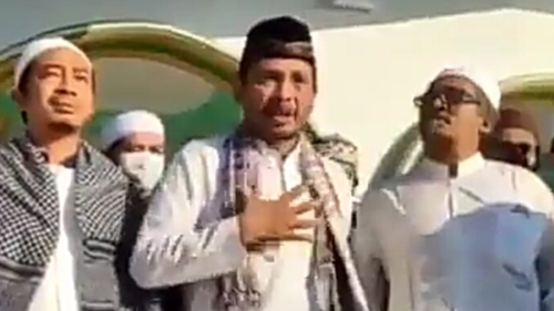 Ngotot Shalat di Masjid, Jemaah Langgar PPKM: Saya Siap Dipenjara