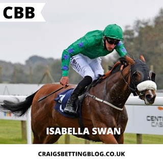 Isabella Swan wins at Bath racecourse for Adam Kirby and trainer Clive Cox