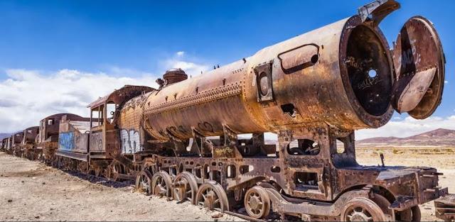 مقبرة قطار بوليفيا: كل ما تحتاج إلى معرفته