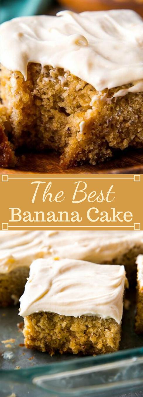 The Best Banana Cake #healthy #diet #recipes #paleo #banana