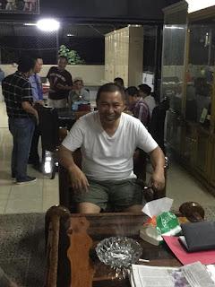 Lawan Mafia Tambang, JS Apresiasi Kinerja Kepolisian dengan Cukur Rambut
