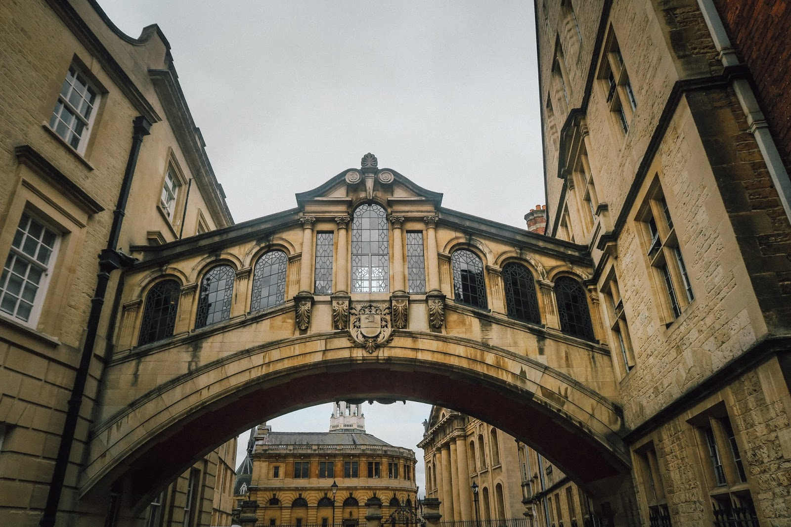 oxford john radcliffe camera architecture bridge of sighs liquid grain