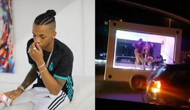TEKNO ABOUT TO GET ARRESTED BY FG