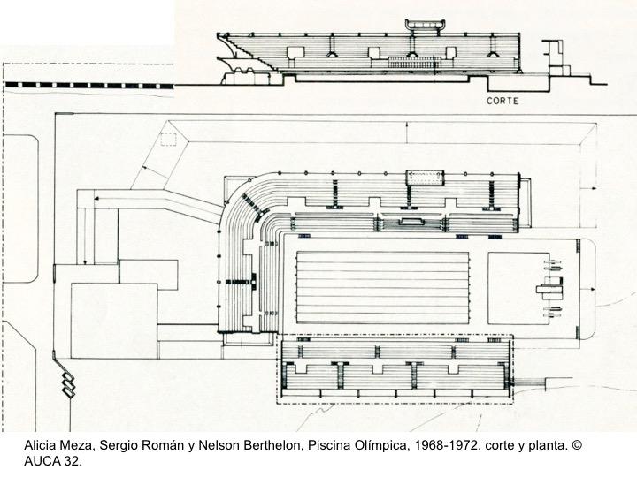 Arte y arquitectura art and architecture arquitectura for Medidas de una piscina olimpica
