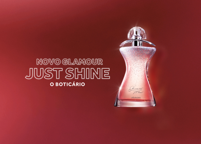 Ganhe uma amostra do novo perfume da Boticário