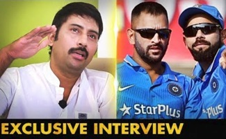 M.S.Dhoni wants to prove himself because of Virat Kohli | Cricketer Sadagoppan Ramesh Interview |IPL