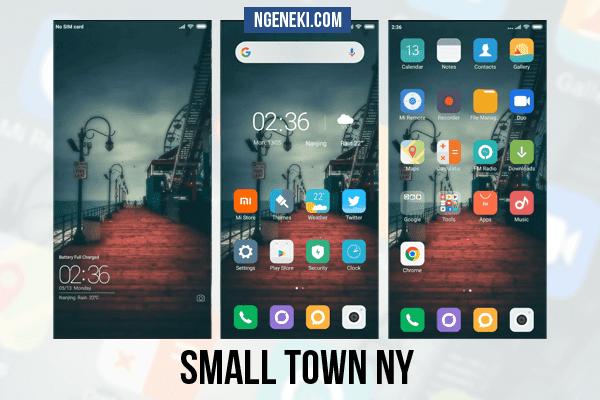 Tema Small Town NY
