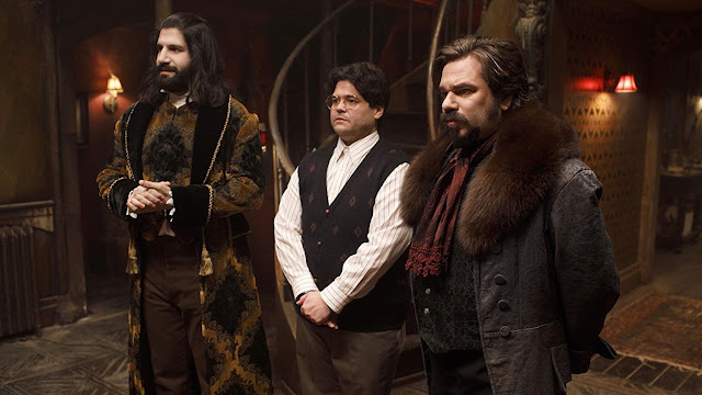 Kayvan Novak Matt Berry Harvey Guillen Jemaine Clement Taika Waititi | What We Do in the Shadows FX