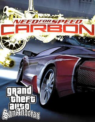 تحميل لعبة Gta San Andreas Need For Speed بحجم 3 جيجا