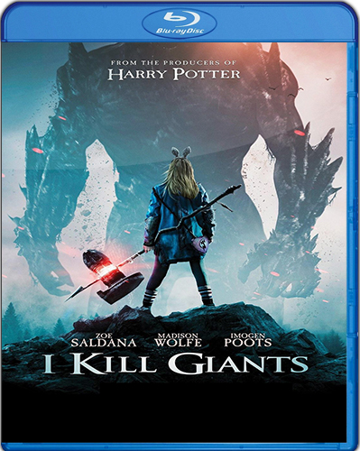 I Kill Giants [2017] [BD25] [Subtitulado]
