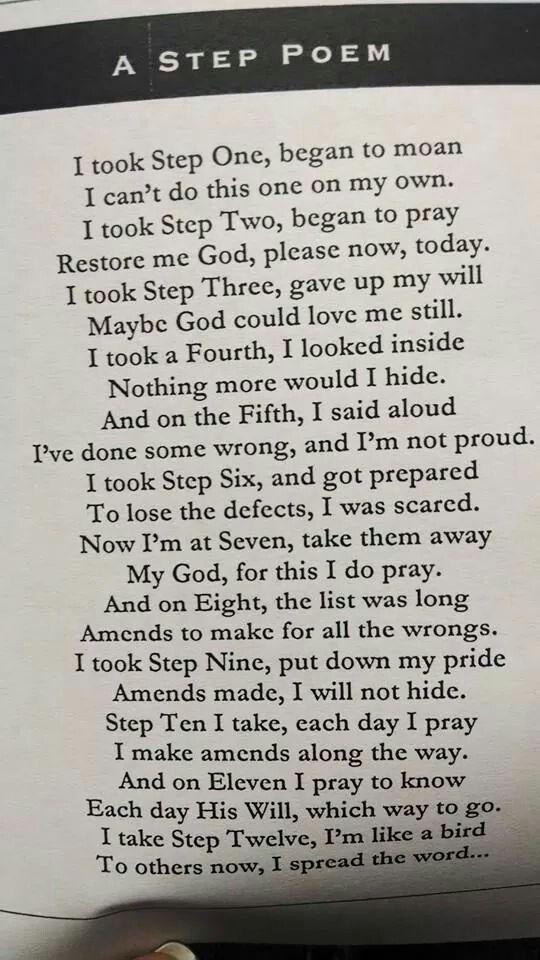 Loving A Drug Addict Poems 7