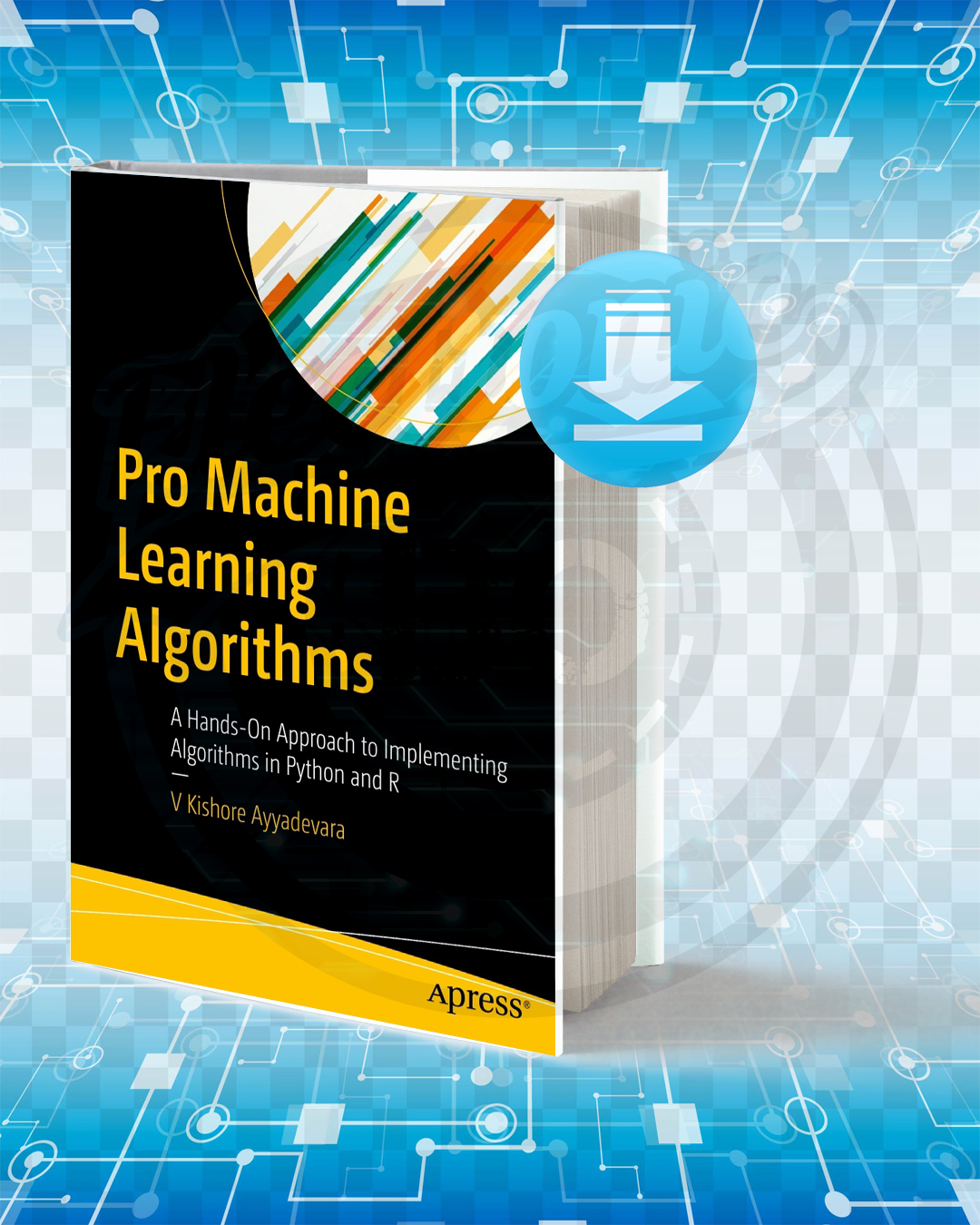 Free Book Pro Machine Learning Algorithms pdf.