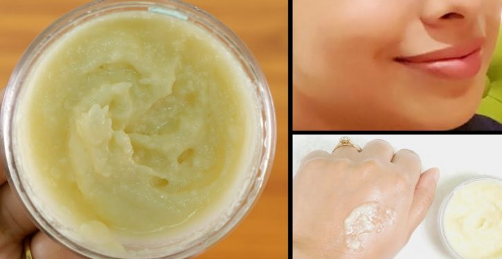 Reduce Your Wrinkles In 7 Days With This Homemade Anti-aging Cream