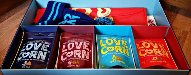 LOVECORN Snacks