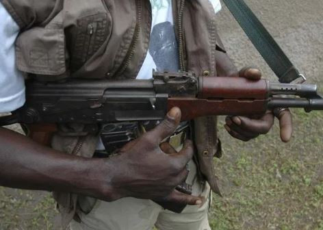 Armed men kill police guards and kidnap the chief medical director of Irrua's specialty hospital, Sylvanus Okogbeni, in Edo State