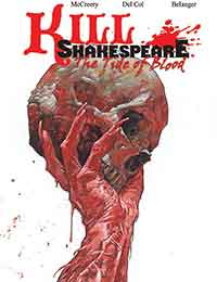 Kill Shakespeare: The Tide of Blood Comic