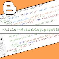 La balise TITLE sur Blogger