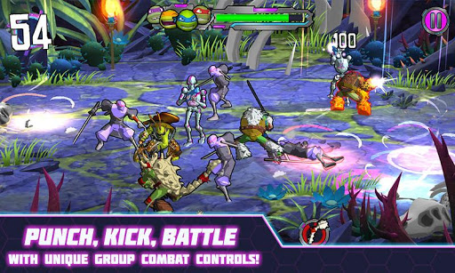 TMNT Portal Power Apk + Data Android | Full Version Pro Free Download