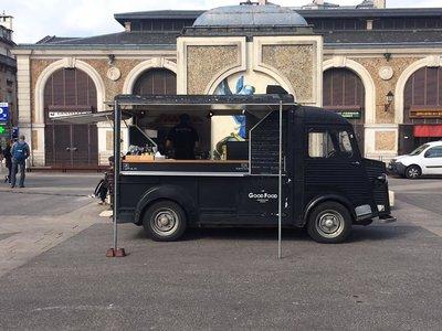 Food truck-Paris à l'ouest
