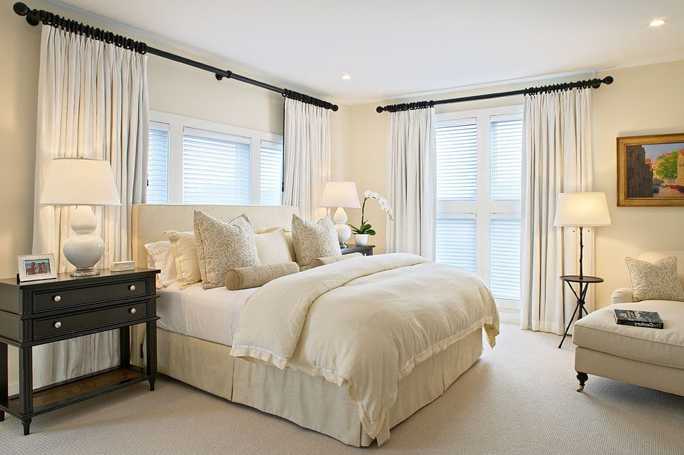 Foundation Dezin & Decor...: Master Bedroom- 7 Impressive ... on Master Bedroom Curtains  id=36519