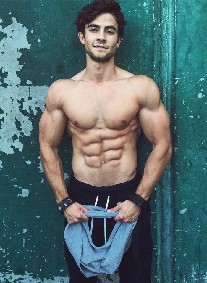 handsome-shirtless-muscle-men-smiling-wide-shoulders-abs