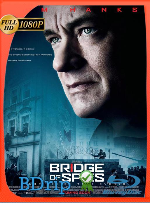El puente de los espías (2015) BDRIP 1080p Latino Luiyi21HD