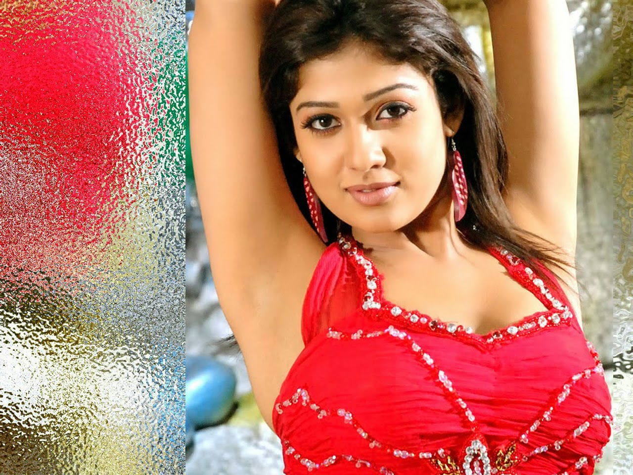 Indian Hot Actress Mallu Actress Nayanthara Hot Sexy -4020