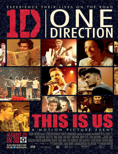 Ver One Direction: Así somos (2013) Online