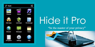 Audio Manager App to Hide Photos And Files For Android