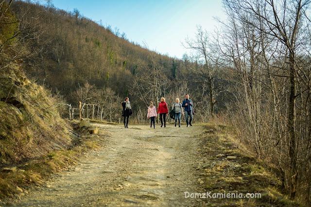 Wakacje w Marradi zima Dom z Kamienia