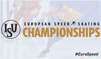 PATINAJE DE VELOCIDAD - Campeonato de Europa 2017 (Heerenveen, Holanda)