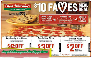Free Printable Papa Murphys Coupons
