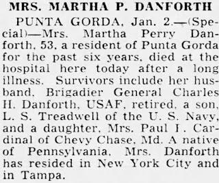 Martha Pierre Obituary